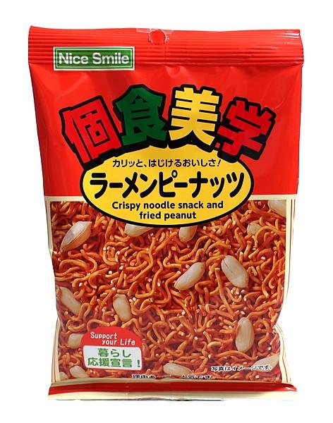 NS 個食美学ラーメンピーナッツ100g【イージャパンモール】