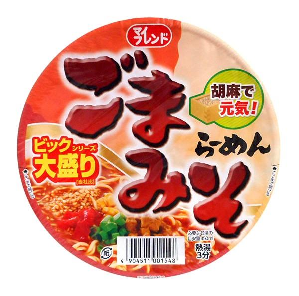 大黒 ビックごまみそラーメン 105g【イージャパンモール】