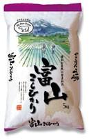 富山県産コシヒカリ【逸品館】