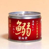 伊藤食品 美味しい 鰯醤油煮 190g【イージャパンモール】