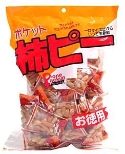 丸金 ポケット柿ピー286g【イージャパンモール】