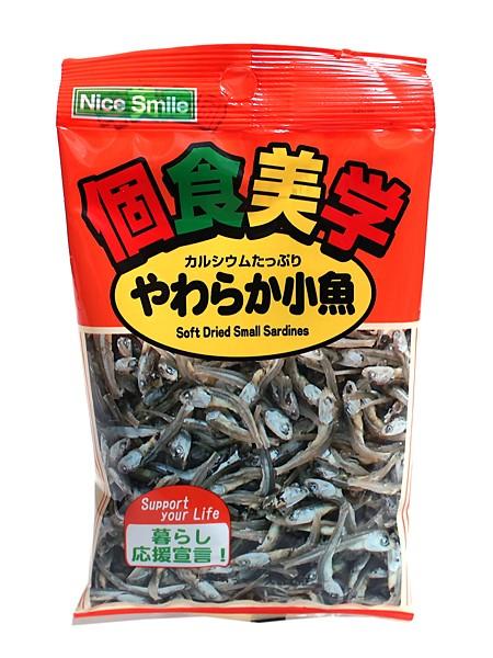 NS 個食美学やわらか小魚23g【イージャパンモール】