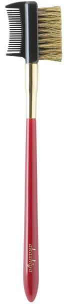 あかしや akashiya化粧筆  ハイグレードRGタイプ ブラッシュ&コーム H15-RG 6g【逸品館】
