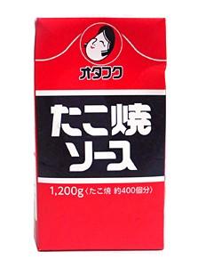 オタフク たこ焼ソース 紙P 1.2Kg【イージャパンモール】