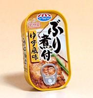 キョクヨー ぶり煮付ゆず風味 100g【イージャパンモール】