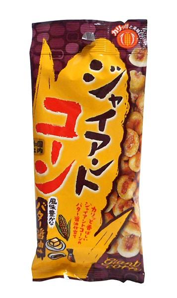 MDH ジャイアントコーンバター醤油味33g【イージャパンモール】