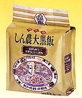 しん農大黒飯400g×5【逸品館】