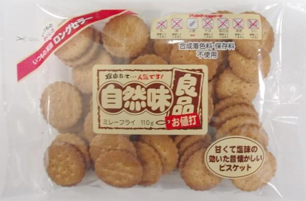 ★まとめ買い★ 菊花堂 自然味良品 ミレーフライ 100g ×12個【イージャパンモール】