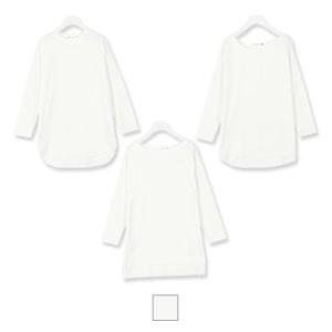 [ MadeInJAPAN ]選べるネックコットンTシャツ