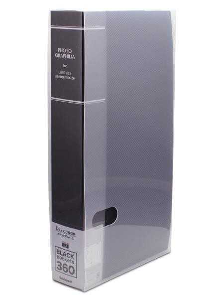 フォトグラフィリアL-3-360P ブラック PHL-1036-D