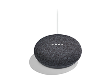 Google Home Mini(チャコール)