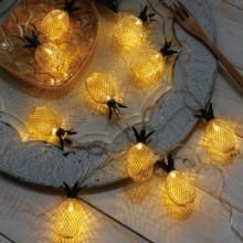 ガーランドライト LEDライト レスイヴェール パイナップル 10球