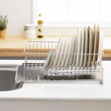ディッシュラック かたづく お皿が並べられる水切り