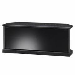 テレビ台 コーナー型 シンプルデザイン キャスター付 エスパス 幅80cm