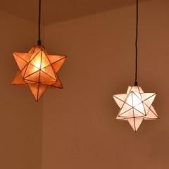 ペンダントライト 星形 LuCerca Roxas Star Pendant