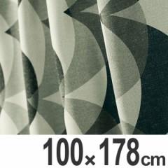 カーテン スミノエ 遮光カーテン OBORO オボロ 100x178cm