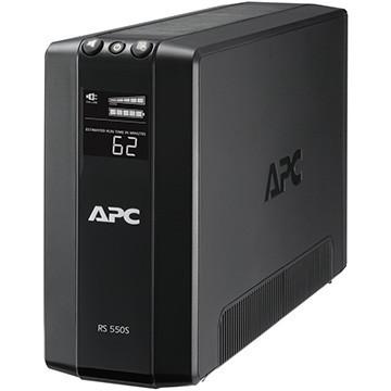 無停電電源装置(正弦波出力) APC RS 550 無償保証期間:2年間