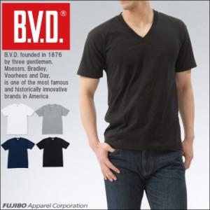 【30%OFF】B.V.D.GOLD 丸首半袖シャツ 2枚セット S,M,L BVD 【綿100%】 シャツ インナー 下着 無地 メンズG013-2P