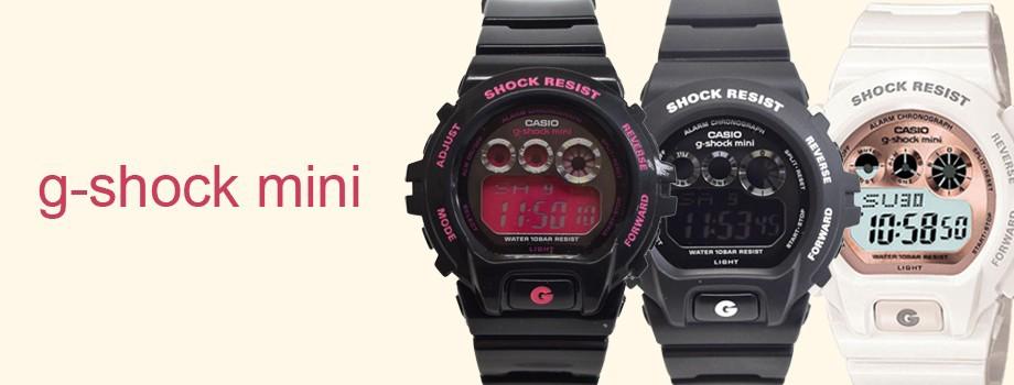 g-shock mini Gショック ミニ
