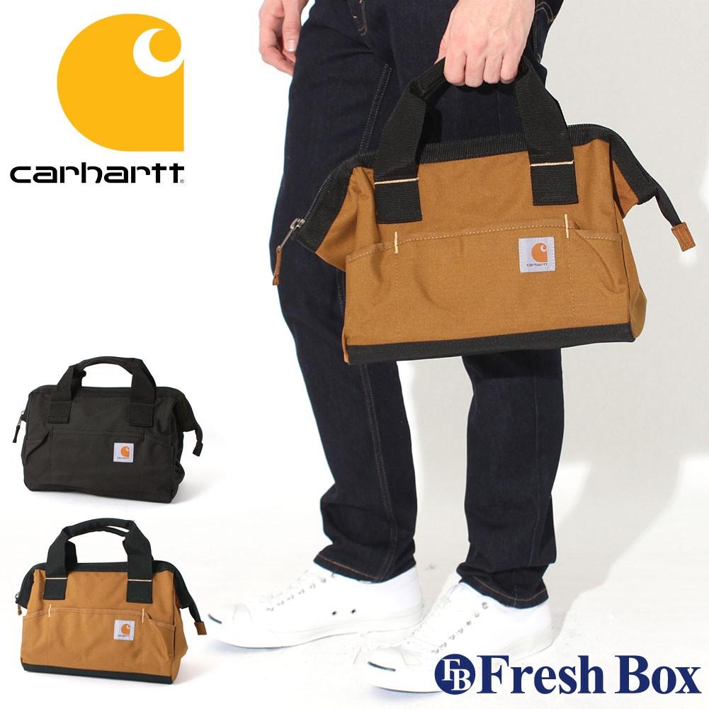 カーハート バッグ 工具バッグ 撥水 160101B USAモデル ブランド Carhartt ツールバッグ