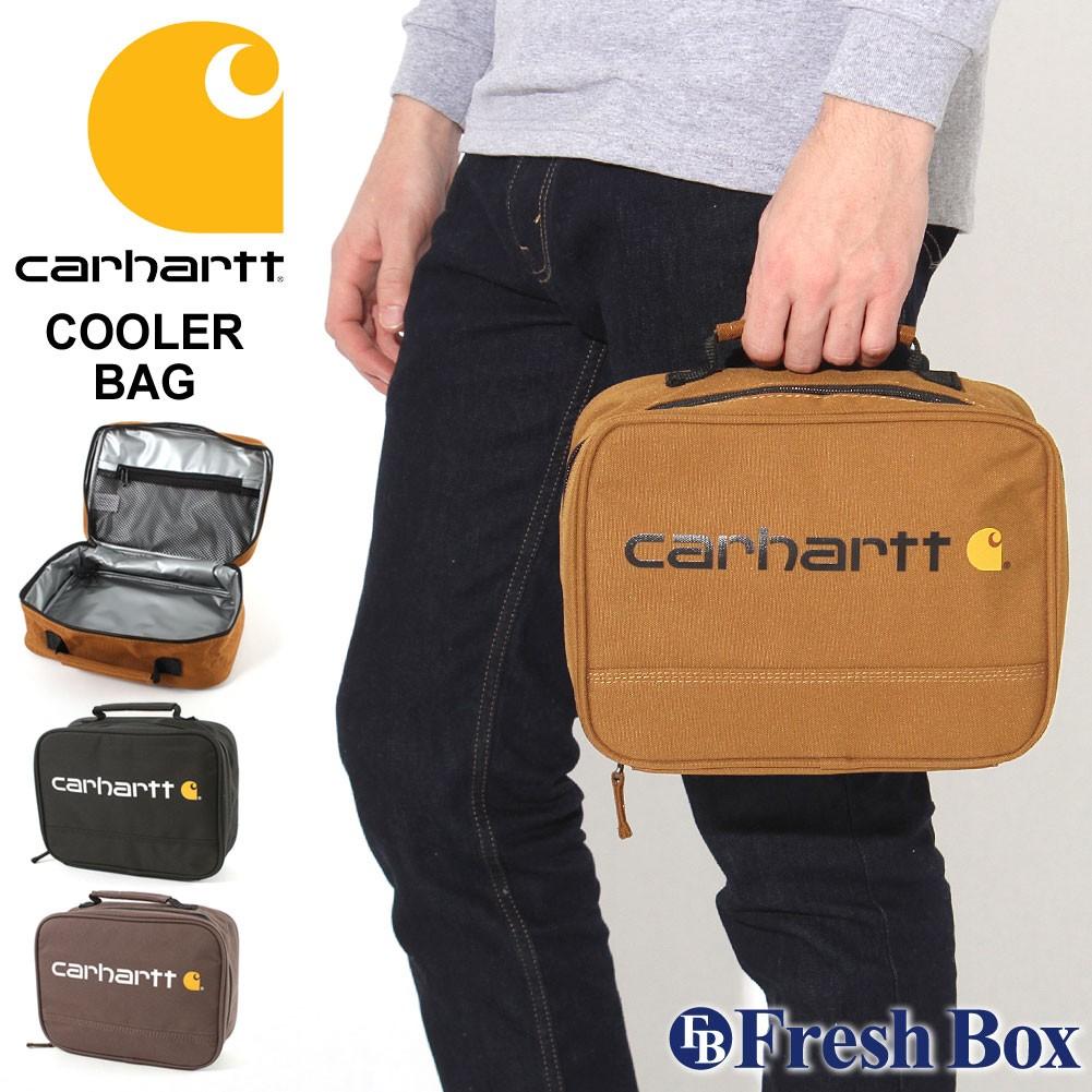 カーハート バッグ ランチバッグ 撥水 291801B USAモデル ブランド Carhartt 保冷バッグ クーラーバッグ