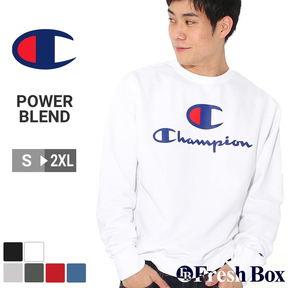 Champion チャンピオン トレーナー 裏起毛 メンズ ブランド スウェット 大きいサイズ 9オンス (USAモデル)