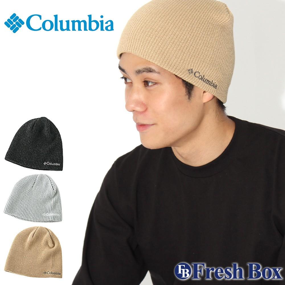 Columbia コロンビア ニット帽 メンズ ブランド ニットキャップ ビーニー 帽子 メンズ ニット キャップ (columbia-1185181)
