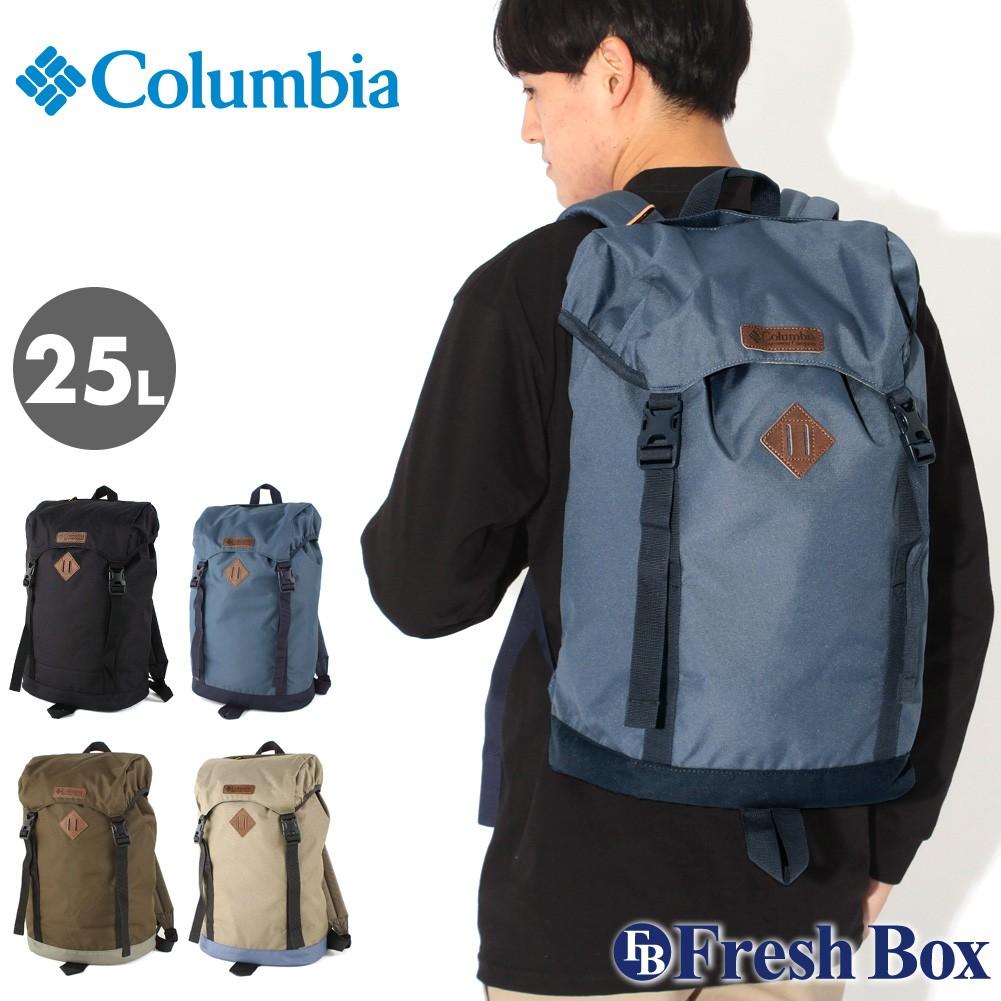 Columbia コロンビア バックパック 25L リュック メンズ リュックサック ブランド アウトドア キャンプ (columbia-1719891)