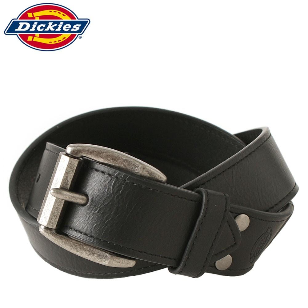 ディッキーズ ベルト 合皮 本革 メンズ 11DI020021 大きいサイズ USAモデル Dickies