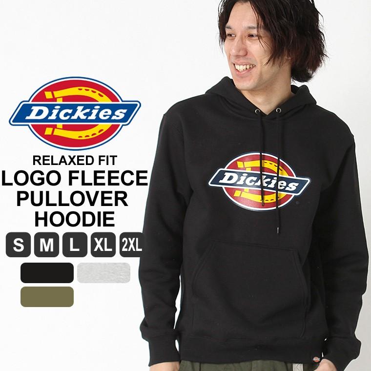 Dickies ディッキーズ パーカー メンズ ブランド プルオーバーパーカー 大きいサイズ スウェット 裏起毛 秋冬 (USAモデル)