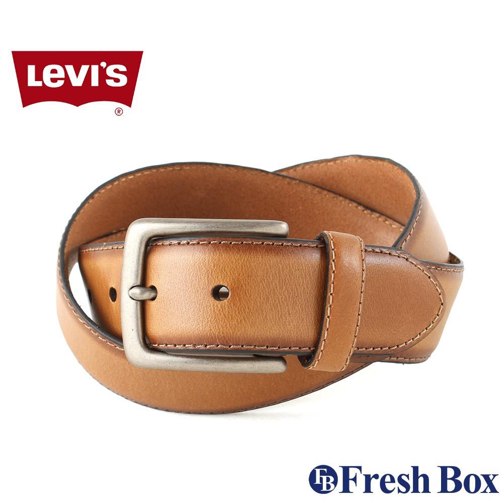 Levis リーバイス ベルト メンズ 本革 ブランド カジュアル 大きいサイズ [levis-11lv120034] (USAモデル)