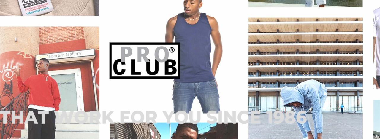 PRO CLUB 再入荷