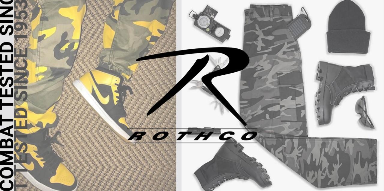 ROTHCOカーゴパンツ