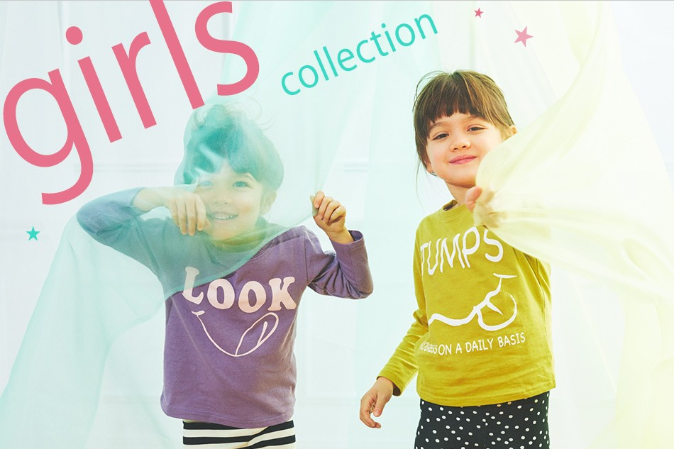 GIRL'S COLLECTION