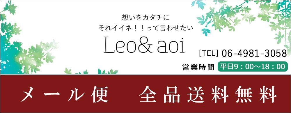 レオ&アオイ