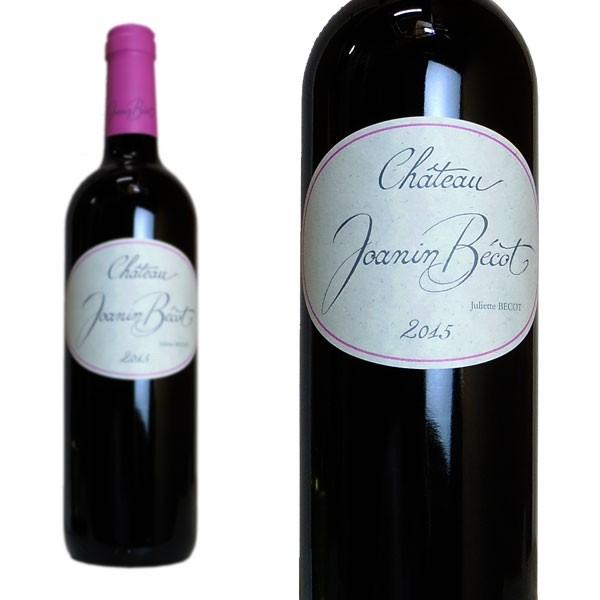 シャトー・ジョアナン・ベコ 2015年 750ml (フランス ボルドー コート・ド・カスティヨン 赤ワイン)