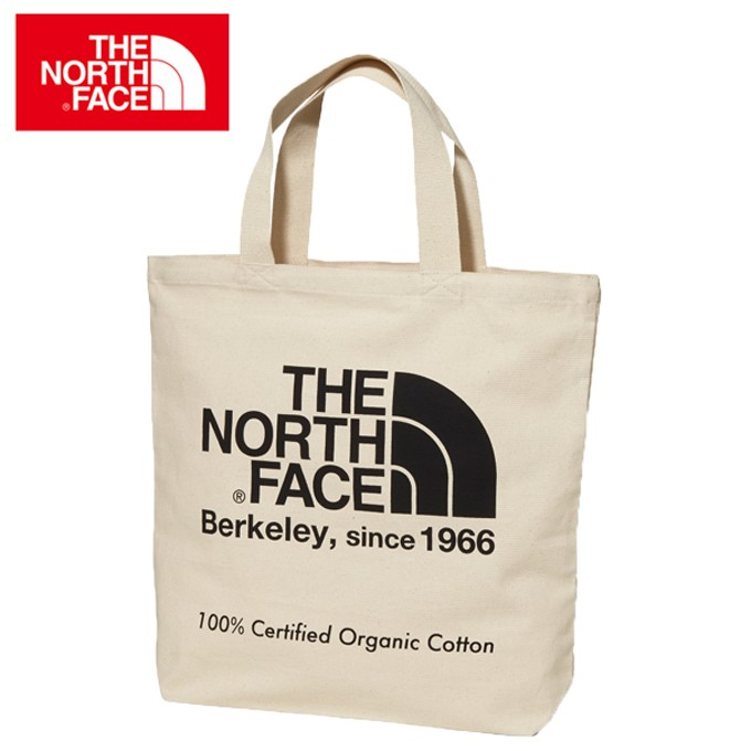 ノースフェイス(THE NORTH FACE) TNFオーガニックコットントート