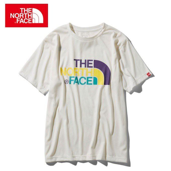 ノースフェイス (THE NORTH FACE) M/【MC】カラフル ロゴ SS T