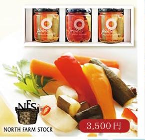 NORTH FARM STOCK ピクルスギフト