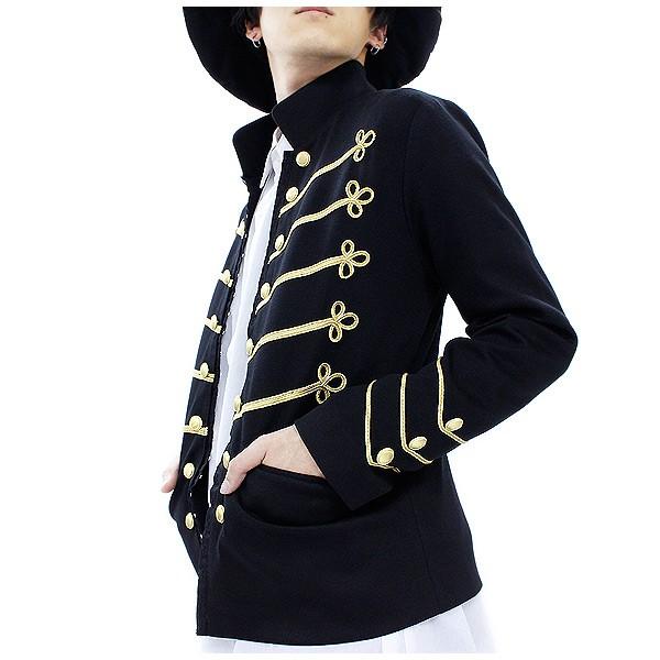 ナポレオン ジャケット メンズ