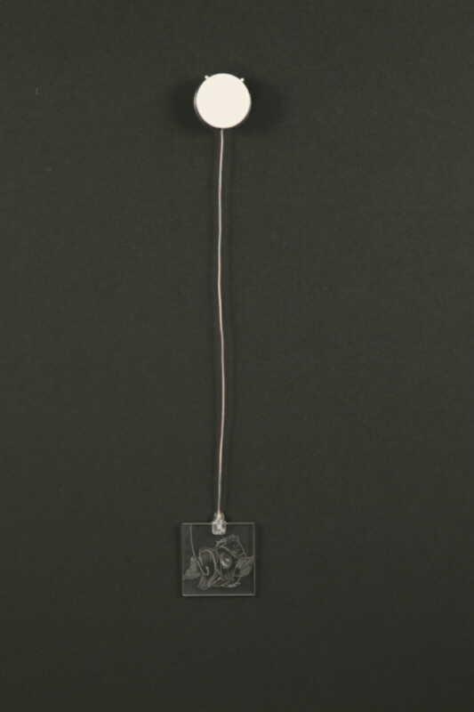 LEDレインボーライト吸盤付