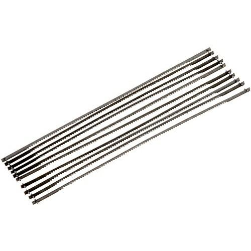 Y−SK11・糸のこ用替刃‐木工用‐荒目・10PCS・大工道具・鋸・糸のこ・DIYツールの画像