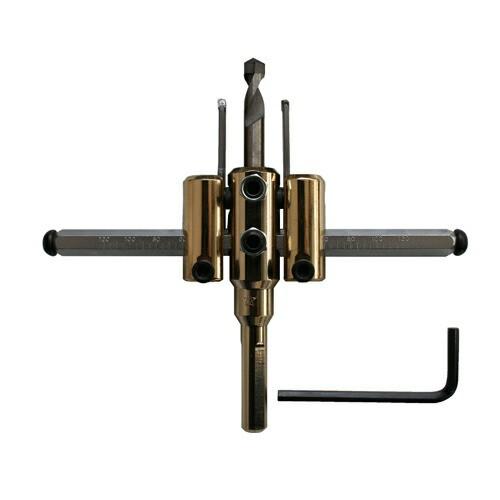 スターエム・ダイヤモンド自在錐・NO.36D・先端工具・木工ドリル・スターエム製品3・DIYツールの画像