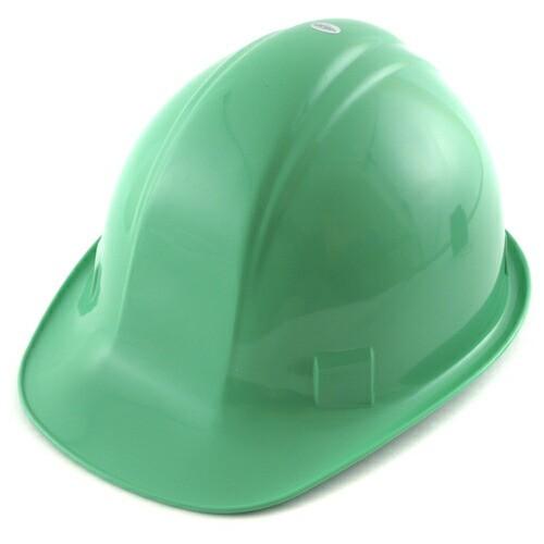 TOYO・ヘルメット緑・NO.170・先端工具・保護具・安全用品・TOYO製品・DIYツールの画像