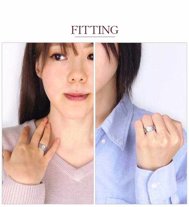 ステンレス指輪