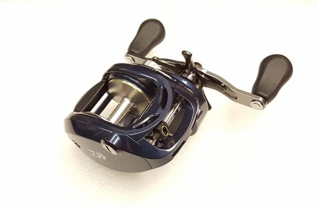 Daiwa Lexa-CC 6.3:1 Bait Clicker Baitcast Left Hand Fishing Reel LEXA-CC400HL