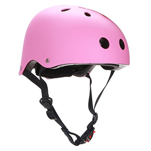Bike Helmet ABS Shell Kids Adult for Skateboard Ski Skating Protective Gear