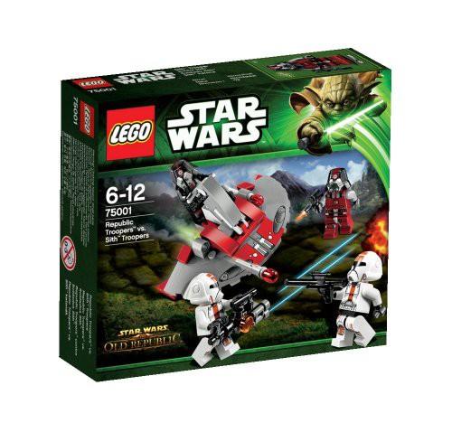 レゴLEGO Star [r20][s9,920] Wars Republic Troopers vs ピンク