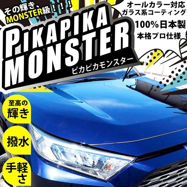 39-A-1 自動車用 ガラス系コーティング剤 Pika Pi...