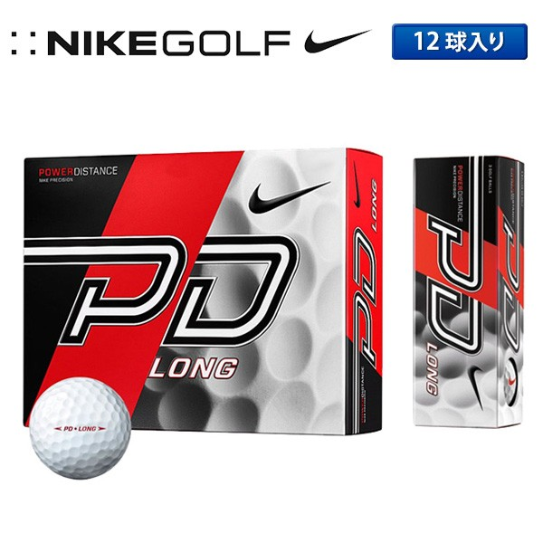 ナイキ ゴルフ パワーディスタンス9 ソフト GL07...